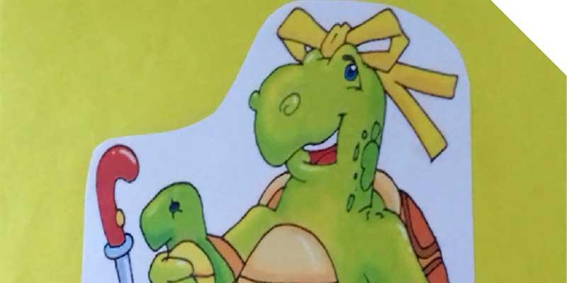 sissy tartaruga disubbidiente